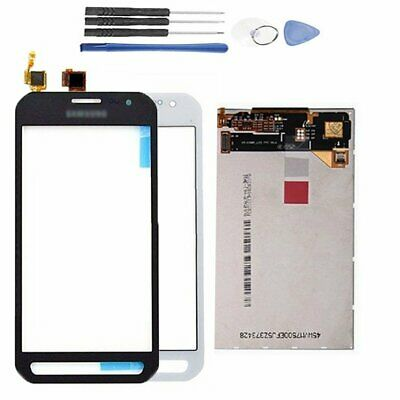 Per Samsung Galaxy Xcover 3 G388F G389 G389F Touch Screen Digitizer E LCD