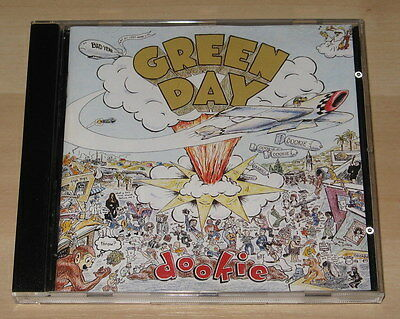 Green Day - Dookie (CD 1994)