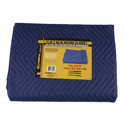 "Olympia Tools - 72"" X 80"" Moving Blanket, 84-949"