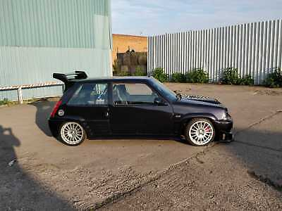 Renault 5gt turbo highly modified showcar over 30k in receipts freshly built