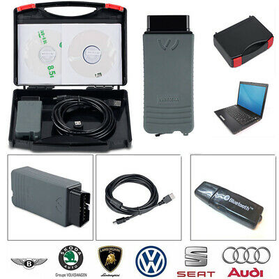 VAS5054 Bluetooth ODIS 4.13 Diagnostique OBD2 Diagnostic Tool pour AUDI/VW/SEAT