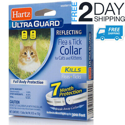 Cat Flea And Tick Collar Anti Flea Protection For Cats Kittens Protective