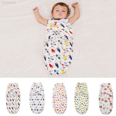 85F0 Secure Cute Baby Sleeping Bag Bags Cotton Cover