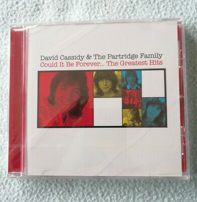 David Cassidy & The Partridge Family: The Greatest Hits (CD Album) New & Sealed