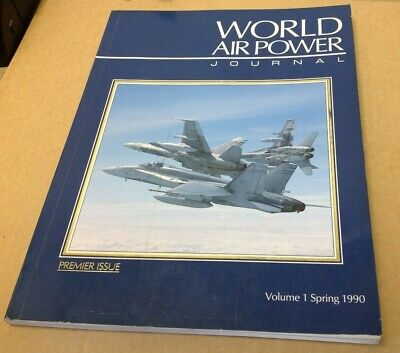 World Air Power Journal Volume 1 Spring 1990  Quarterly Magazine (U2419B)