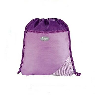 "Sammies by Samsonite® Sportbeutel Turnbeutel ""Stardust Fairy"" Lila - NEU !"