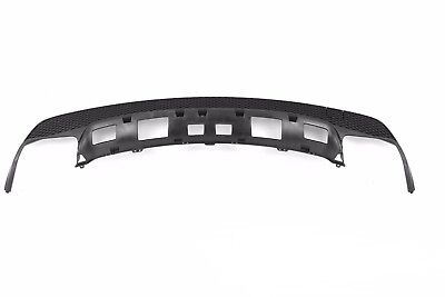 New Genuine MERCEDES BENZ MB CLA CLASS W117 AMG Rear Bumper Diffuser Black