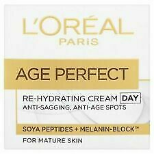 L'Oreal Paris Age Perfect Re-Hydrating Cream 50ml Day