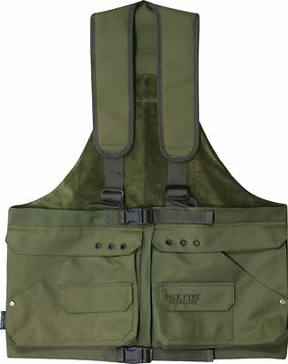 Jack Pyke VEST WAISTCOAT - DOG TRAINING - WALKING –Falconry  DUMMY HOLDERS