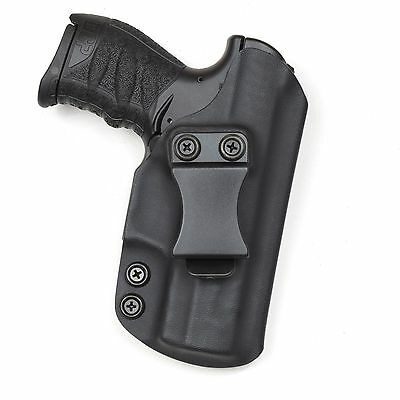 Badger State Holsters- Walther CCP IWB Black Custom Kydex Holster