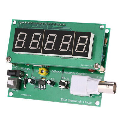 Digital Frequency Meter Counter Tester Module Assembled Tester / DIY Kit P0V5