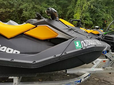 SEA DOO SPARK 3up Cover 280000688 Three 3 up Person Storage