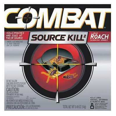COMBAT DIA 41913 0.49 oz. Powder Source Kill Roach Killer,PK96