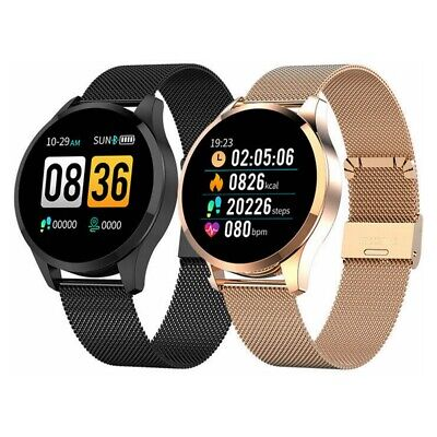 Q9 SMART WATCH Blood Pressure Heart Rate Monitor Sport Wristband for  Android iOS