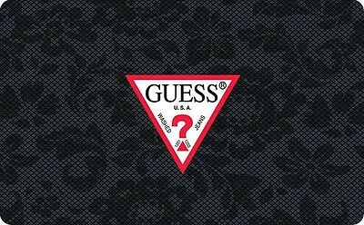 Guess Gift Card - $25 $50 $100 - Email delivery