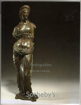 2008 Sotheby's Antiquities Egyptian Classical Roman Greek West Asian Sale N08452