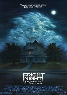 Fright Night Movie Film Photo Print Poster Picture Wall Art