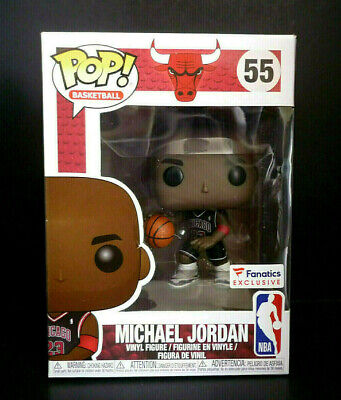 Funko Pop! NBA Chicago Bulls Michael Jordan #55 Fanatics Exclusive Preorder