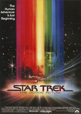 Star Trek The Motion Picture Poster Film Movie Photo Poster Picture