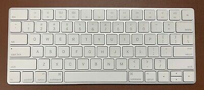 Apple Magic Keyboard 2 Wireless (New Version) A1644 EXCELLENT W Lightening Cable