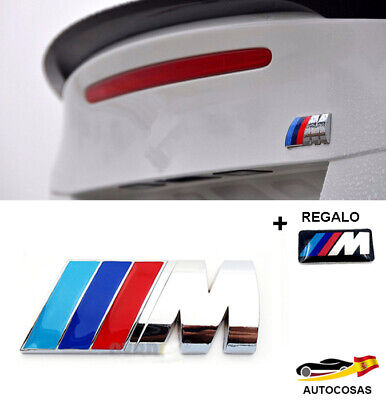 3D Styling BMW M Performance Logo Emblema + Regalo