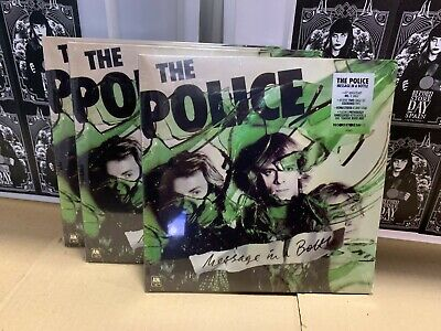 "The Police 2 X 7"" Message In A Bottle Colour Vinyl  Rsd 2019 Sealed"