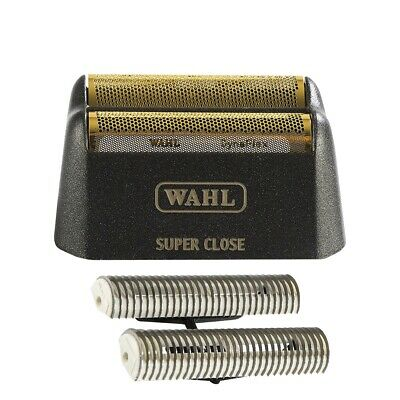 Wahl 7043 Replacement Shaver Foil Screen and Cutter Blade for Wahl Shaver