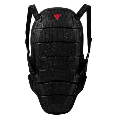 Dainese Shield Air 7 Level 2 Motorcycle Motorbike Back Protector - Black