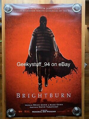Brightburn DS Theatrical Movie Poster 27x40