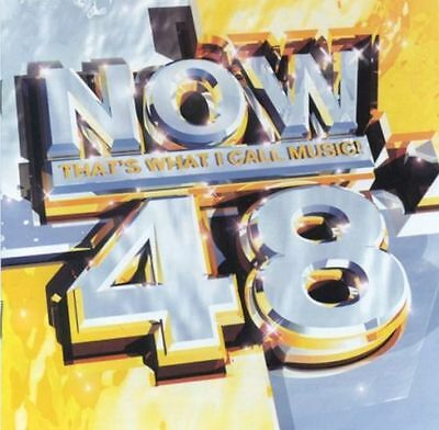 Various Artists - Now That's What I Call Music! 48 - UK CD album 2001