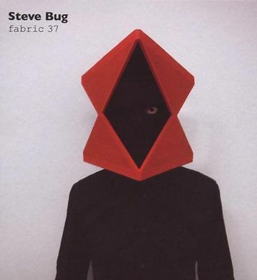 Steve Bug - Fabric 37 CD Album  (Mixed by , 2007) BRAND NEW & FACTORY SEALED
