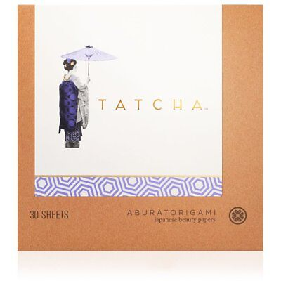 TATCHA Aburatorigami Japanese Beauty Blotting Papers 30 sheets NIP