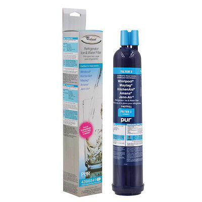 Whirlpool 4396841 4396710 EDR3RXD1 Kenmore Water Filter 3 FOR FAST FILL