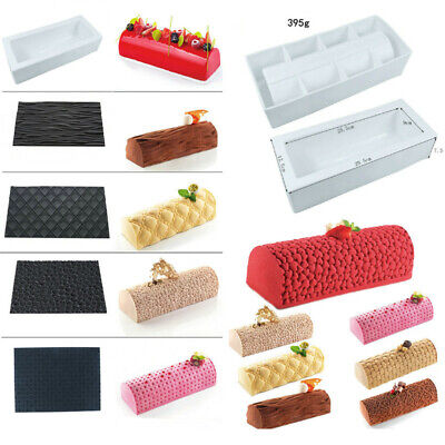 DIY Multi-shape Silicone Muffin Cupcakes Chocolate Durable Safe Baking Mold DAT
