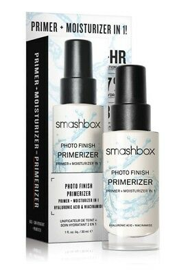 Smashbox Photo Finish PRIMERIZER 1oz/30ml FULL SIZE BNIB