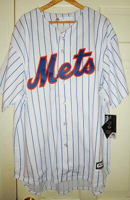 c736bc899 Men s Majestic Jacob DeGrom New York Mets White Big   Tall Home Cool Base  Jersey