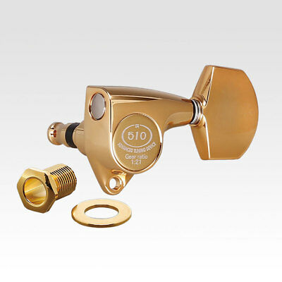 on order-to-sale Gotoh SGV510Z-A01 L3+R3 for Standard Post Gold Machine Heads