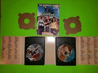 King of Queens The Complete Series DVD 2011 27-Disc Set Seasons 1 2 3 4 5 6 7 8+