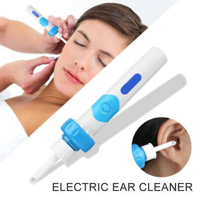 Electric Ear Wax Removal Vacuum Cleaning Cleaner Device Earpick Painless Tool