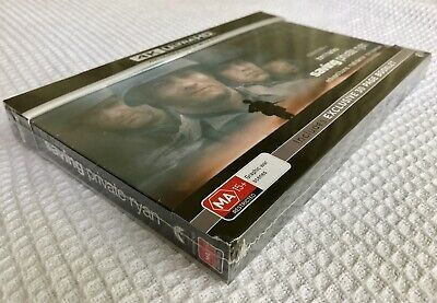 Saving Private Ryan 4K Ultra HD & Blu-ray Collector's Set With Booklet Tom Hanks