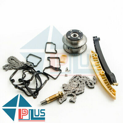 TIMING CHAIN KIT+CAMSHAFT Adjuster For Mercedes M271 C180