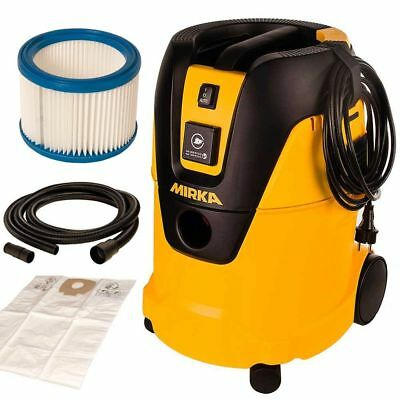 Mirka Industrial Vacuum Cleaners 1025 L PC 230V 8999000111 Dust Extrator