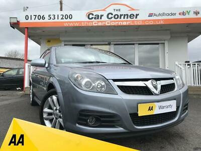 Vauxhall Vectra VVT SRI used cars Rochdale, Greater Manchester