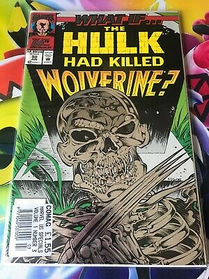 What If the Hulk had Killed Wolverine #50