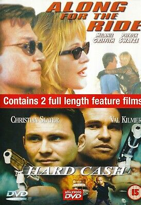 Along for the Ride / Hard Cash (DISC ONLY) DVD Drama