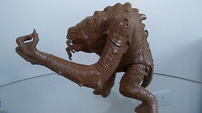 Vintage Star Wars Jabba's Rancor Monster 1984 Collectible LFL Early Toy Figure
