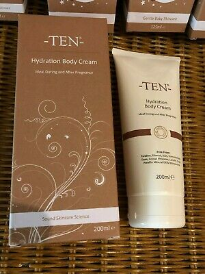 **New** TEN- ™ Hydration Body Cream