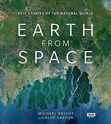 Bright/Sarosh-Earth From Space Book New