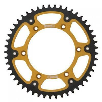 Supersprox Stealth Rear Sprocket 49 Tooth Gold RST-808-49-GLD