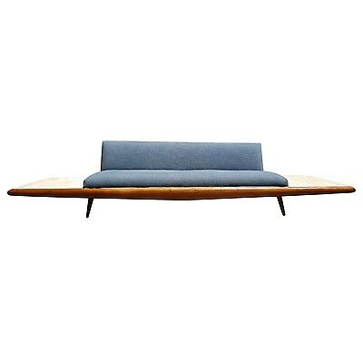 Super Adrian Pearsall Sofa 889 S Travertine End Tables Mid Century Andrewgaddart Wooden Chair Designs For Living Room Andrewgaddartcom